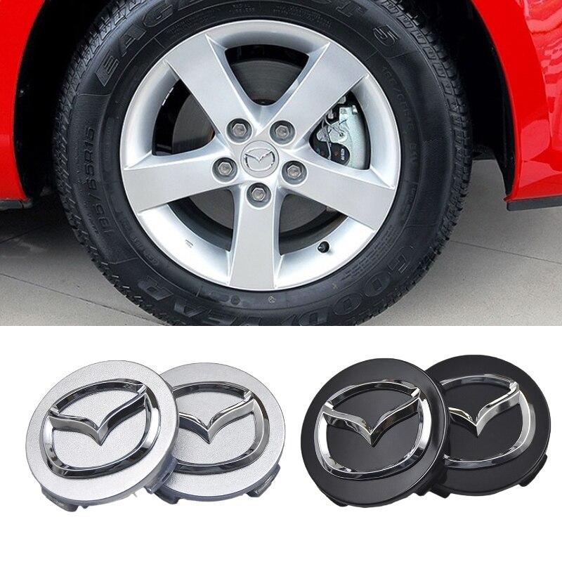 52/56/60 мм Центральная втулка колеса автомобиля крышки для Mazda значок Atenza MX3 CX3 CX5 на возраст 2, 3, 6 323 626 RX8 RX7 Protege Axela Скорость 6 авто Стайлинг|Наклейки на автомобиль|   | АлиЭкспресс