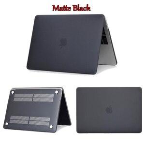 Image 5 - Nouvelle vente chaude housse pour ordinateur portable pour Macbook Pro 13.3 15.4 pouces Pro Retina 12 13 15 avec nouvelle barre tactile pour Macbook Air 13 11 étui