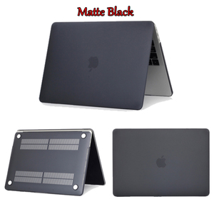 Image 5 - 新ホット販売ケースカバーmacbook proの 13.3 15.4 インチproの網膜 12 13 15 新しいタッチバーmacbook air 13 11 ケース