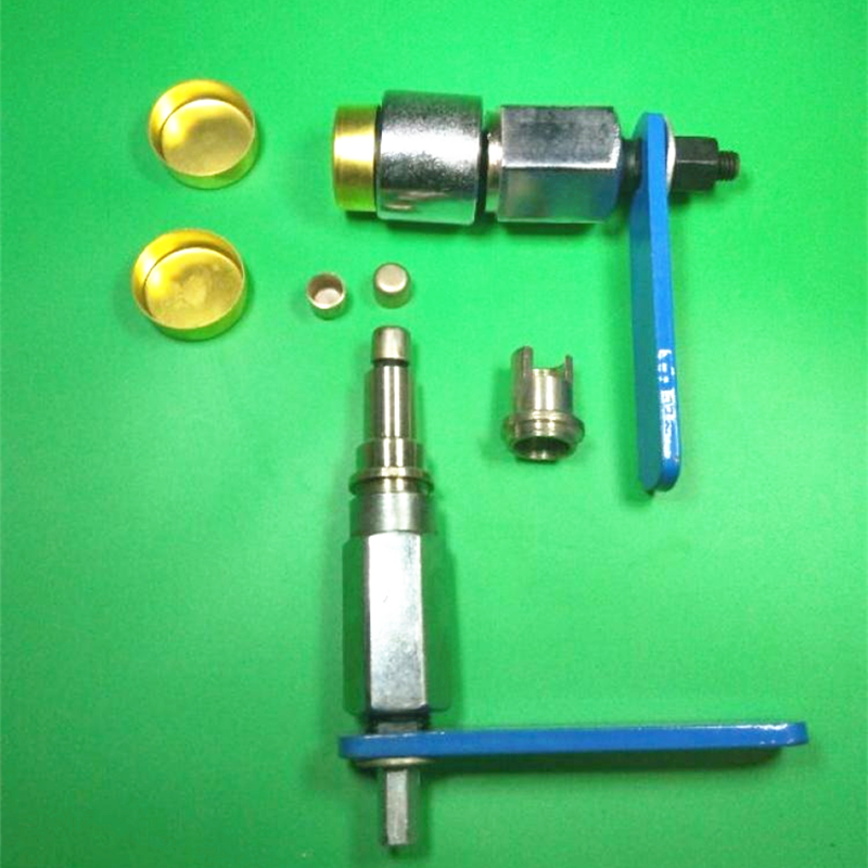 Diesel Pump Roller Body Blocking Plug Joint Remove Puller Dismounting Tool For P7100 PW2000