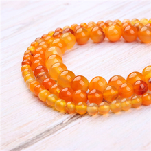Yellow Striped Agate Natural Stone Beads For Jewelry Making Diy Bracelet Necklace 4/6/8/10/12 mm Wholesale Strand