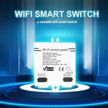 EWelink – interrupteur sans fil WiFi pour maison intelligente, Module d'éclairage intelligent, contrôleur de lumière LED Domotica