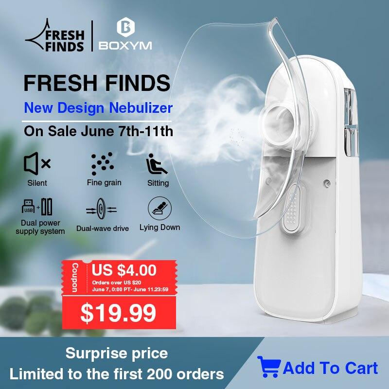 Mini Handheld Portable Nebulizer