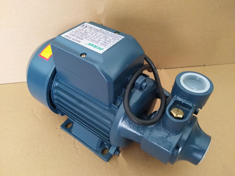 QB-70 Small Household Jet <font><b>Pump</b></font> 550W <font><b>1hp</b></font> 220V Centrifugal <font><b>Water</b></font> <font><b>Pump</b></font> image