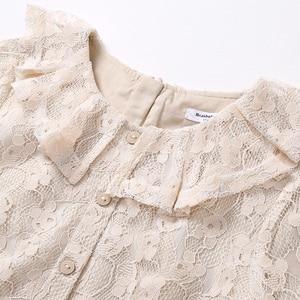 Image 5 - Balabala vestido de princesa de encaje, ropa de algodón, adorables largo, Otoño, 2019