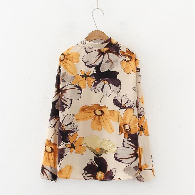 Hawaii floral shirts Long Sleeve  3
