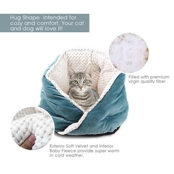 Soft Warm Pet Bed Dog Cat House