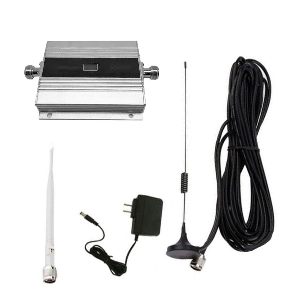 1 Set 900Mhz GSM 2G/3G/4G Signal Booster Repeater Amplifier Antenna For Cell Phone Signal Receiver