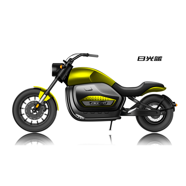 New Design 2000w 3000w 60v 20ah/30ah Electric Scooters Adults Big Wheel Motorcycle Citycoco Eletric Scooter Battery Motorcycles 6