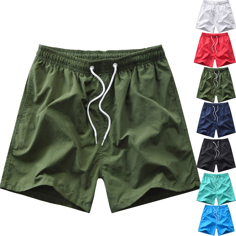 2019 Summer New Style Men's Middle Pants New Products Multi-color Fashion Shorts Men's Casual Pants