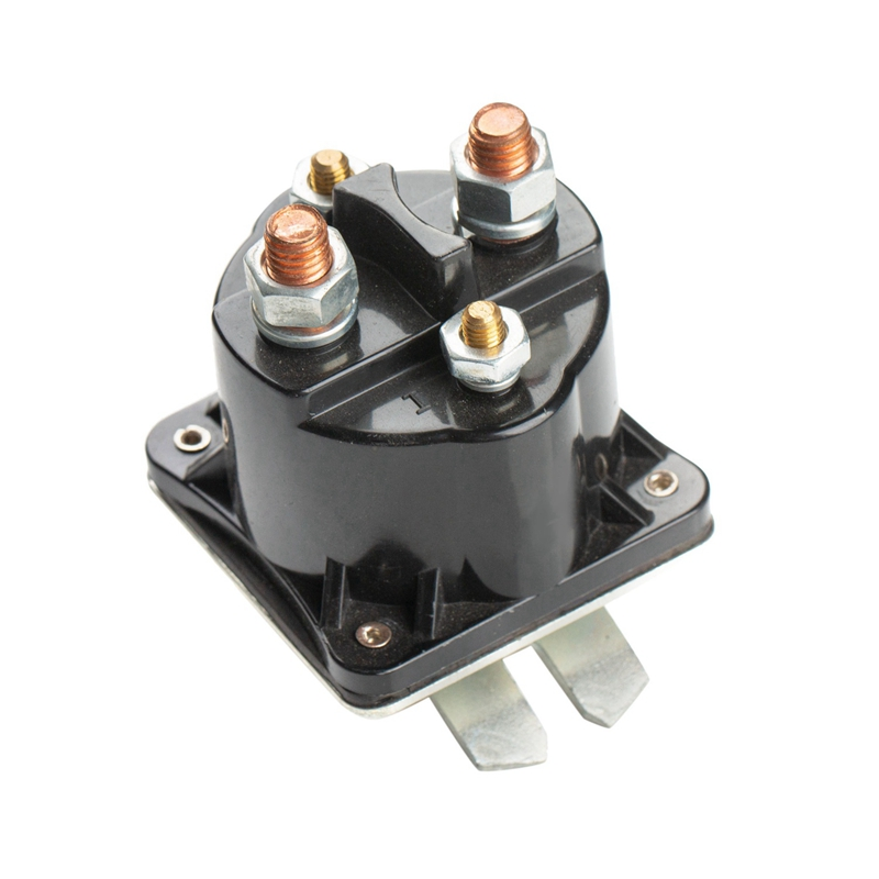 SAZ4201GJ 262682 11 07522 New for Prestolite 12 Volt 4 Terminal 100 AMP Intermittent Duty Solenoid|Valves & Parts| |  - title=