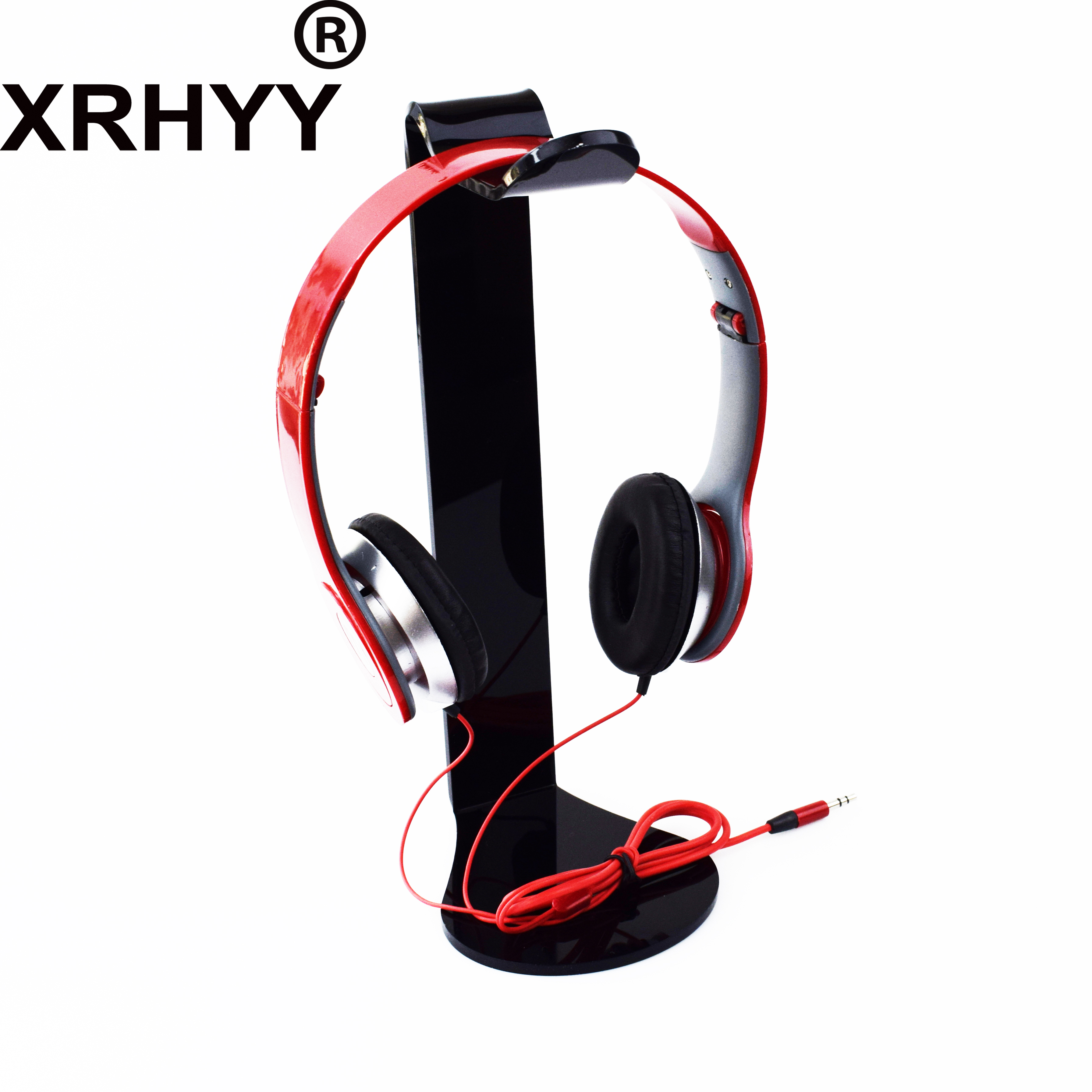 Durable Headphone Headset Hanger Wall PC Monitor Holder Stand for Sony AKG