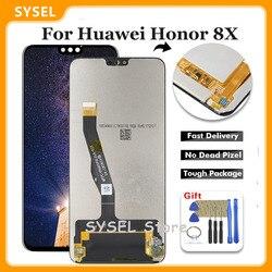 Nouveau pour Huawei Honor 8X écran tactile numériseur LCD affichage assemblée JSN-AL00 JSN-L22 JSN-L21 pièces de rechange
