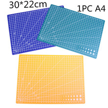 Cutting-Board Mat Hand-Tools Engraving Double-Sided-Plate Sewing Handmade Design 1PC