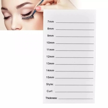 Eyelashes Extension-Holder Hand-Plate Grafting-Palette Acrylic Makeup-Tools