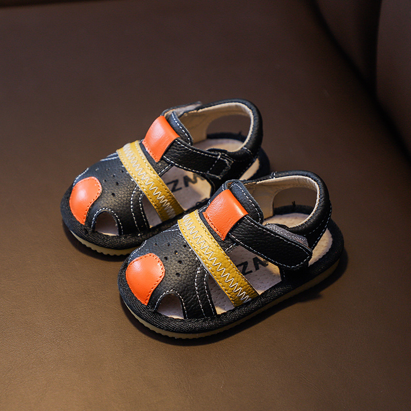 Summer Velcro Breathable Cute Sandals 3