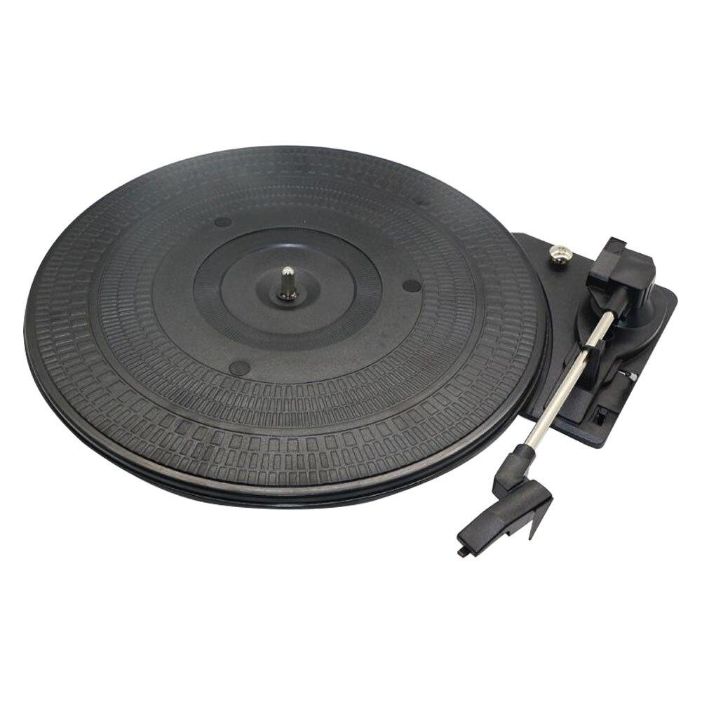 28 см аксессуары винтажный граммофон виниловый аудио замена 33 45 78 об./мин Автоматический кривой рычаг стерео регулируемый 3 скорости - Цвет: MJ 203