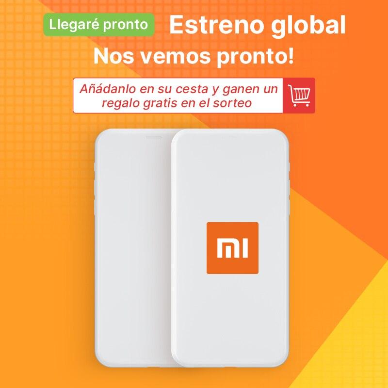 Global Premiere Nuevo Original Xiaomi Redmi Series Flagship Móvil Inteligente Con Garantía Global Octa Core Fuerte Batería CE