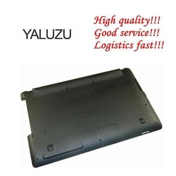 YALUZU New Bottom Base Case cover for Asus X551 F551 X551M X551C F551C F551M X551MA D550M Bottom Case Lower 13NB0341AP0431 BLACK