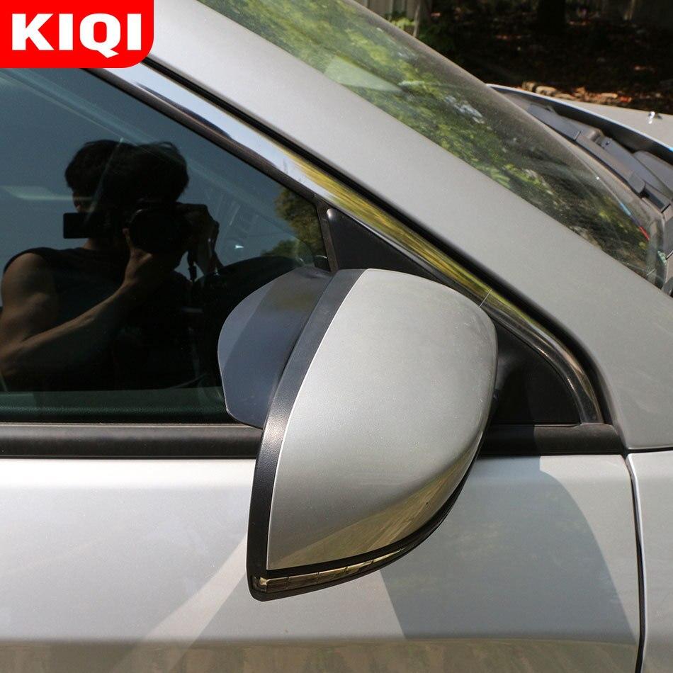 2 шт., Автомобильное зеркало заднего вида, дождевик для бровей, козырек, защита от воды для автомобиля, грузовика, утолщенный автомобильный д...