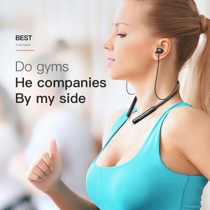 Image 4 - Bluedio TN2 wireless Bluetooth sport earphone active noise cancelling Wireless Headset for phones and music