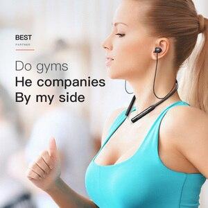 Image 4 - سماعات بلوديو TN2 الرياضية اللاسلكية المزودة بتقنية البلوتوث سماعات لاسلكية بخاصية إلغاء الضوضاء للهواتف والموسيقى