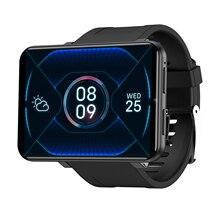 DM100 4G LTEสมาร์ทนาฬิกาผู้ชายAndroid 7.1 3GB 32GB 5MPกล้อง2.86in Bluetooth Smartwatchโทรศัพท์GPS 1GB 16GB 480*640 IPS