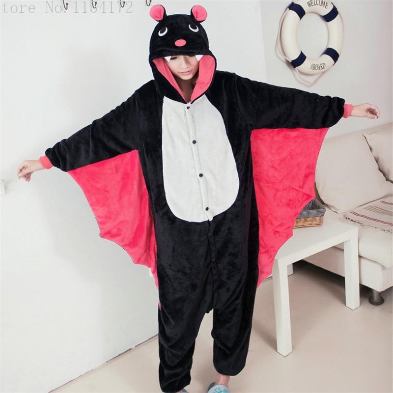 Batman Anime adult onesies Pyjamas Cartoon Animal Costume Pajamas adult Onesies Sleepwear Halloween kigurumi