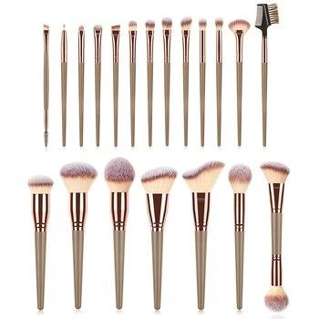 Makeup brushes for concealer Eyelash comb eyebrows Eyeshadows eye liner lip beauty women  Professional makeup full tools