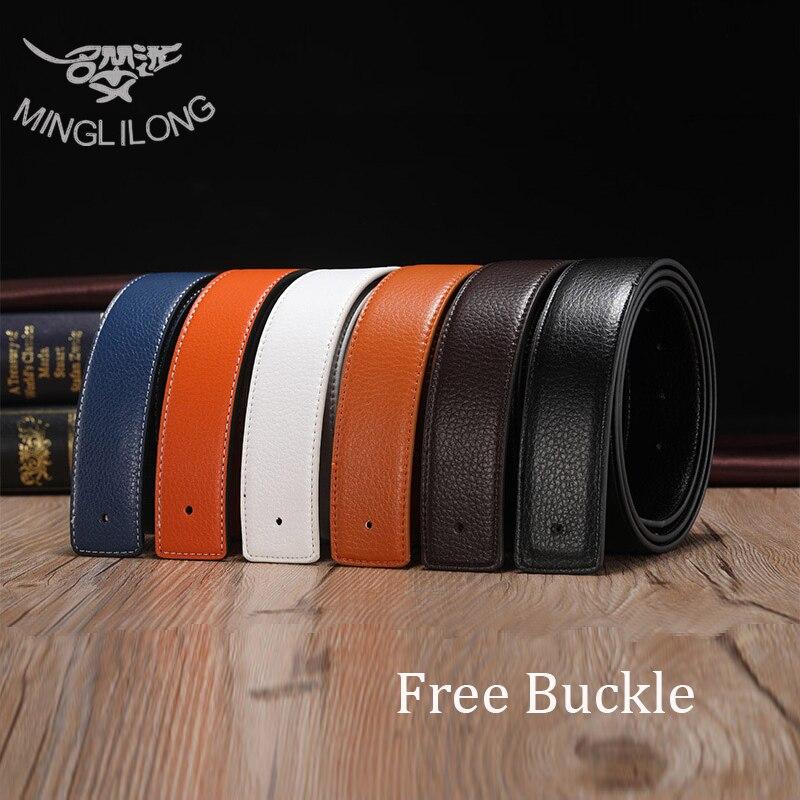 MINGLILONG Trending Belt Buckles For Men Buckle For Belt Men Belts Men Tactical Belt 3cm