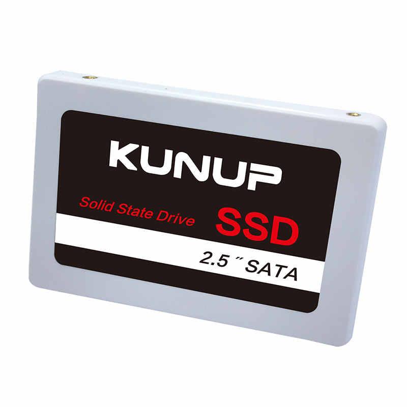 SSD 240GB 8G 16GB 120GB 256GB 2TB פנימי SATA3 2.5 אינץ OEM מצב מוצק כונן 1T 60 64 128 512GB לבן