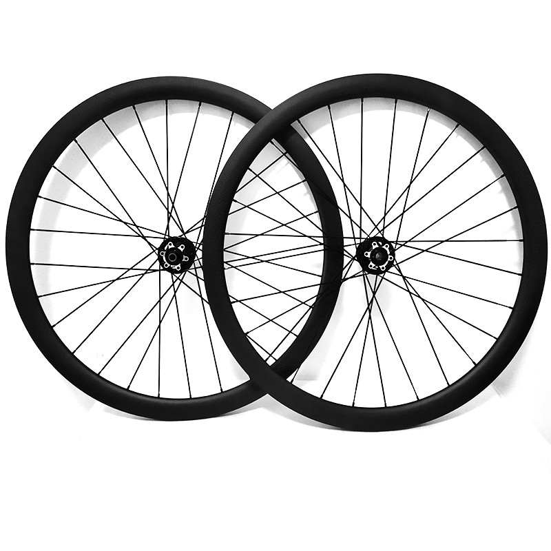 disc wheel 791/792SB carbon wheelset 25x25mm tubular tubeless wheelset asymmetry 100x12 142x12 bicycle disc brake wheels 700c