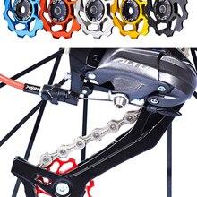 Rear Derailleur Roller Pulley Bearing Idler Road-Bike-Guide Bicycle MTB Ceramic Jockey-Wheel