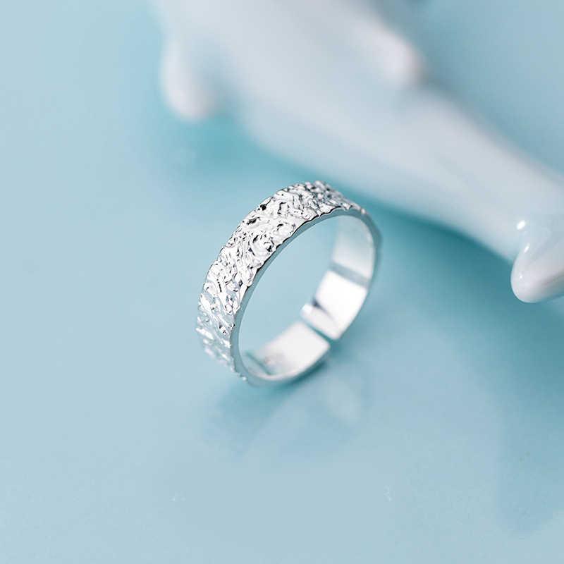 Bohemian Vintage Silber Farbe Geometrische Unregelmäßige Ringe Für Frauen Geschenke Mädchen Öffnen Retro Antike Ringe Hochzeit Schmuck