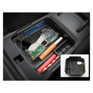 Image 4 - RUIYA Car Central Control Armrest Storage Box For Niro EV Electric Version 2019 Auto Anti Slip Storage Box Interior Accessories