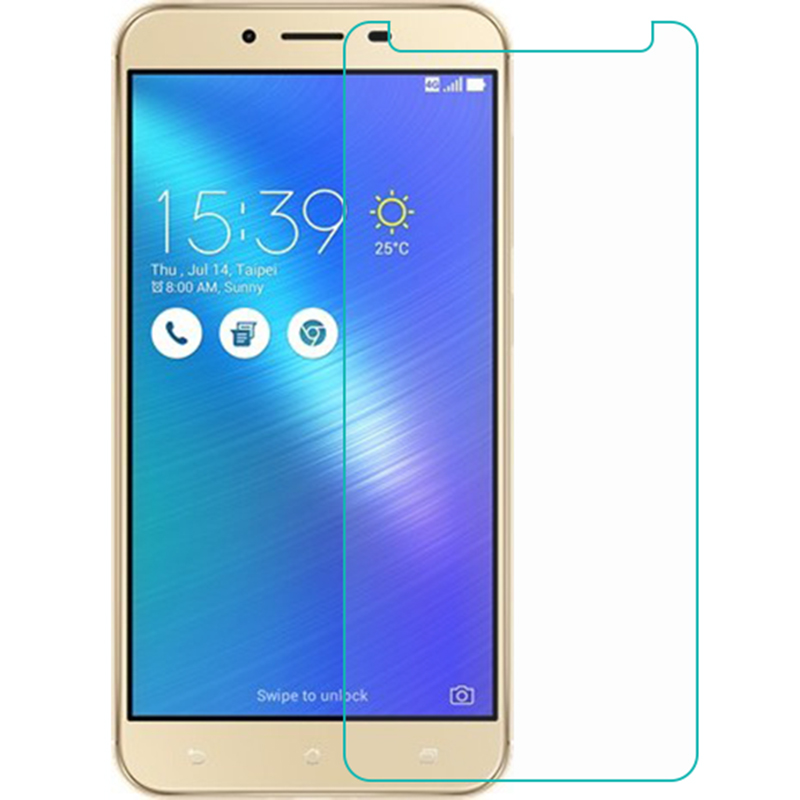 9H Tempered <font><b>Glass</b></font> for <font><b>ASUS</b></font> ZenFone 3 Max (<font><b>ZC553KL</b></font>) 5.5
