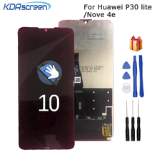 Original For Huawei P30 Lite Display touch screen Digitizer Assembly Nova 4e MAR-LX1 LX2 AL01 Screen LCD