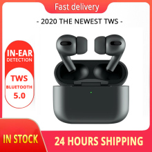 цена на Airpodding Pro3 Bluetooth Earphone Wireless Earbuds Headphone with mic Sport Headset for Android IOS Smart Phone
