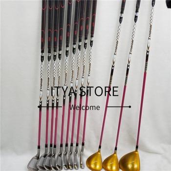 New golf club HONMA S-06 4 star golf club set IS-06 iron club golf club graphite shaft free shipping(No bag) boy s club