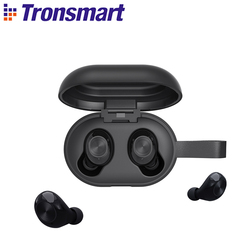 Tronsmart Spunky Beat Bluetooth 5.0 Earphone TWS Earbuds Support APTX with QualcommChip Voice Assistant IPX5 Waterproof CVC 8.0