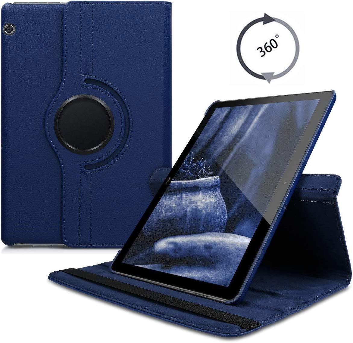 """Чехол MediaPad T5 10,1 """"с поворотом на 360 градусов для huawei MediaPad T5 10,1 AGS2-W09/L09/L03/W19 Funda противоударный защитный чехол"""
