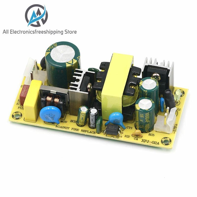 AC-DC 12V3A 24V1.5A 36W módulo del interruptor de la fuente de alimentación circuito desnudo 220V a 12V 24V placa para reemplazar/reparar Fuente de alimentación de tira impermeable ultrafina LED IP67 45 W/60 W/100 W/120 W/150 W/200 W/250 W/300 W transformador 175V ~ 240V a DC12V 24V