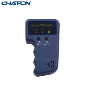 Image 4 - Chafon ハンドヘルド 125 125khz の rfid のコピーライターサポート EM4100 T5557 T5577 EM4305 書き込み可能キーホルダーカードタグ