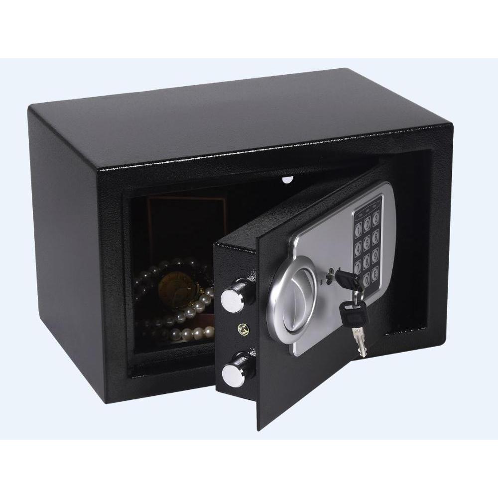 Caja fuerte electrónica para hogar y cocina 200x300x200 мм. Умная коробка 20EL de XSQUO Useful Tech