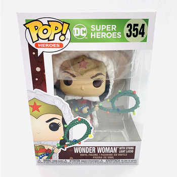 Funko Pop SUPER HEROES WONDER WOMAN #354 Vinyl Action Figure Dolls Toys 2