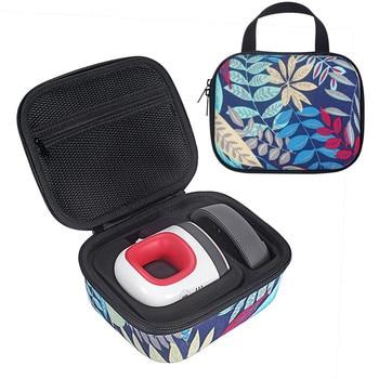 Hard EVA Handbag Storage Bag Travel Carrying Case For Cricut Easy Press Mini Heat Press Machine And Charging Base Accessories
