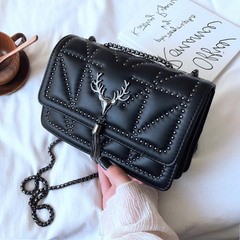 Luxury Famous Brands Designer Bags for Women Handbag 2020 Leather Evening Clutch Purse Vintage Shoulder Bag Ladies Messenger Bag classic women s leather luxury bag designer handbag vintage totes ladies shoulder hand bags for women 2020 large capacity purse