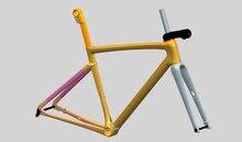 ใหม่2021 T1000จักรยานเบรคแผ่นดิสก์กรอบถนนคาร์บอนขี่จักรยานDiskจักรยานAerolightเฟรมทำจากไต้หวันXDB DPDเรือ