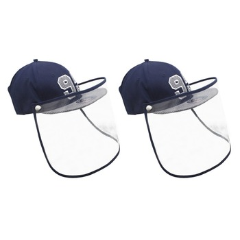 Y Adult children Anti Virus Hat Anti Epidemic Anti Bacteria Dust Cap Can Be Matched With Anti Virus Disposable N95 Mas