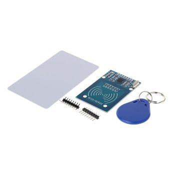 RFID Kit RC522 Reader Chip Card NFC Reader Sensor Module Key Ring M5TB